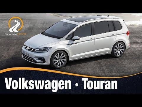 Modelos de uñas - Volkswagen Touran  Prueba / Test / Análisis / Review en Español