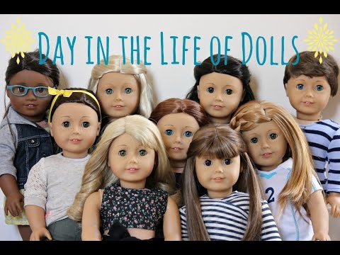 Day in the Life of Dolls || Season 1 Episode 2