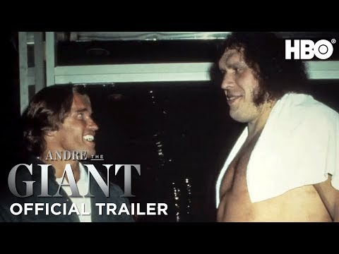 Andre The Giant - Official Trailer #2 ft. Vince McMahon, Hulk Hogan, Arnold Schwarzenneger
