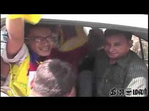 Dinamalar - The Chinese President Xi visit create problems in delhi - Dinamalar Sep 17th 2014 Tamil Video News.
