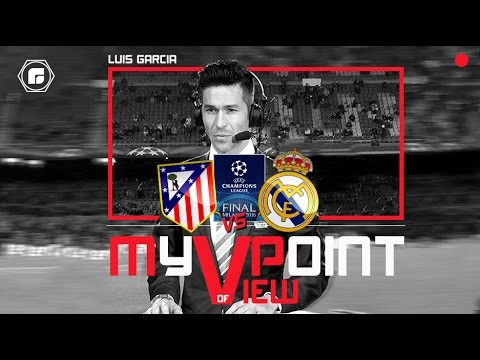 MvP Luis Garcia –  Atlético VS Real Madrid (Uefa Champions League)