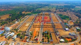 Peram's Aditya Royal Drone View 2018