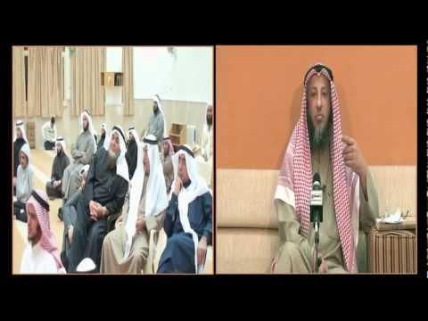 ما الفرق بين الشيعي والرافضي . الشيخ عثمان الخميس