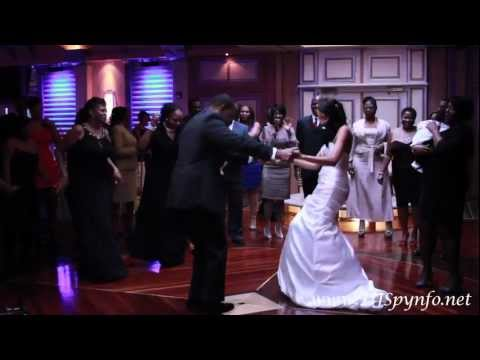 Catrice and Paul's Wedding