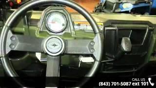 10. 2015 Polaris Ranger XP 900 Sage Green  - Charleston Power...
