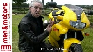 1. 1998 Ducati 900SS Review