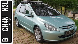 Download Video In Depth Tour Peugeot 307 SW (2004) - Indonesia MP3 3GP MP4