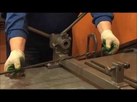 инструмент для продольного скручивания твистер