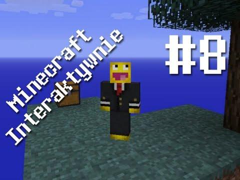 Minecraft Interaktywnie #8 - enderman drabiniarz