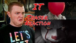 "IT - Official Teaser Trailer Reaction and Review[IT - OFFICIAL TEASER TRAILER REACTION ]Reaction Starts at: 3:55What's going on everyone, hope you are having a great week so far! A remake of Stephen King's: ""IT"" was green lit and a teaser trailer was released today! I am super pumped for it! I have to go and check out the first movie, and read the book before I see the new one. I am going to be checking out the teaser trailer and giving my initial thoughts on it! Let me know what you think of it down below. Have you read the novel by Stephen King or seen the first movie about it? What about the mini series? If so, let me know your thoughts on all of them and if you think this one will be better, or not.IT - Official Teaser Trailer:https://www.youtube.com/watch?v=FnCdOQsX5kcIntro Song: Krys Talk & Cole Sipe - Way Back Home [NCS Release] https://www.youtube.com/watch?v=qrmc7KVIoKQOutro Song:[Electro] Nitro Fun - Cheat Codes [Monstercat Release]Video: https://www.youtube.com/watch?v=mdaCDsN1FJ0Links:Support Monstercat on iTunes: http://monster.cat/1jHvyXASupport Monstercat on Bandcamp: http://monster.cat/1mxeQesSupport Monstercat on Beatport: http://monster.cat/1fhDVT0Listen on Spotify: http://monster.cat/1lGINTZListen on SoundCloud: http://monster.cat/1msWxEN Social Media Twitter► https://twitter.com/GroupOfGamersPatreon► https://www.patreon.com/GroupOfGamersInc194Instagram► https://www.instagram.com/GroupOfGamersInc19/Twitch► http://www.twitch.tv/groupofgamersinc194Snapchat► gogi194Google+► https://plus.google.com/u/0/+GroupOfGamersInc194Facebook► https://www.facebook.com/GroupOfGamersInc194/"