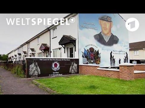 Ängste in Nordirland nach 20 Jahren Frieden | Weltspi ...