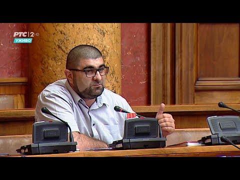 Dr. Fehratović u Skupštini Srbije o pravu na službenu upotrebu bosanskoga jezika