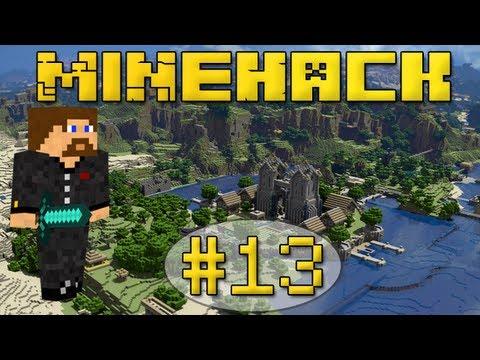 MineHack #13 - Волшебный топор