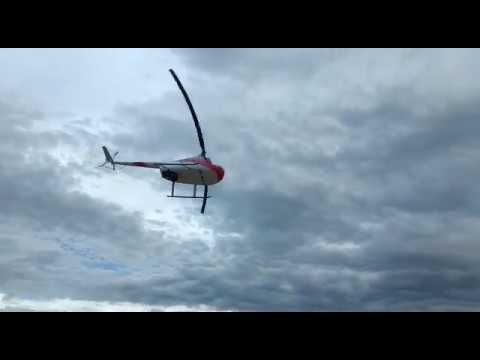 Helicóptero cai às margens do Rio Turvo, em Capitólio A Aeronáutica irá investigar a causa do acidente, mas, segundo testemunhas, o chamado 'vento de cauda' pode ter contribuído para a queda