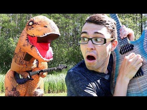 Jurassic Park METAL!