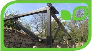 Ippenburger Gartentipps: Wie wird ein Harrod Fruitcage aufgebaut? (Teil 3)