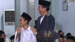 Video Presiden Jokowi & Santri MP3, 3GP, MP4, WEBM, AVI, FLV Januari 2019