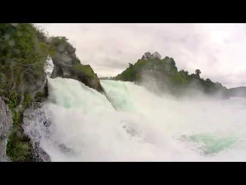 Shaffhausen rhine falls