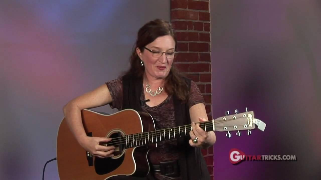 Acoustic Guitar Fingerpicking Lesson – Acoustic Guitar Lesson – Guitar Tricks 30