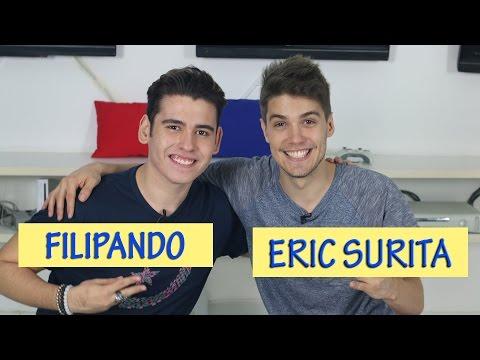 Filipando – Emilio Eric Surita fala sobre timidez e projetos