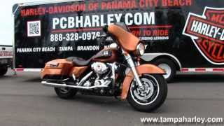 10. Used 2008 Harley Davidson FLHX Street Glide 105th Anniversary HD for sale