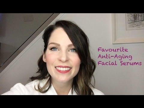 Anti-Aging Facial Serums