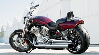 6. New 2015 Harley Davidson V Rod Muscle Motorcycle