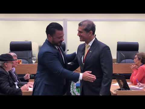 ALPB homenageia Paulo Maia e Jo�o de Deus com Medalha e T�tulo de Cidad�o Paraibano
