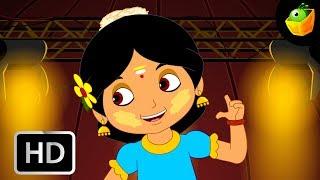 Azhagu Penne - Chellame Chellam - Cartoon/Animated Tamil Rhymes For Kids