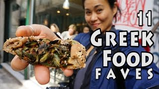 Athens Greece  City new picture : 11 TOP GREEK FOODS | Athens, Greece