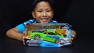 Nonton The Fast and The Furious Brian's Mitsubishi Eclipse 1:24 Jada Toys Unboxing Film Subtitle Indonesia Streaming Movie Download
