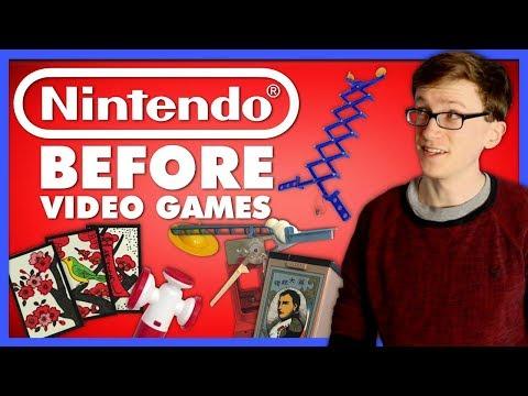 Nintendo Before Video Games - Scott The Woz