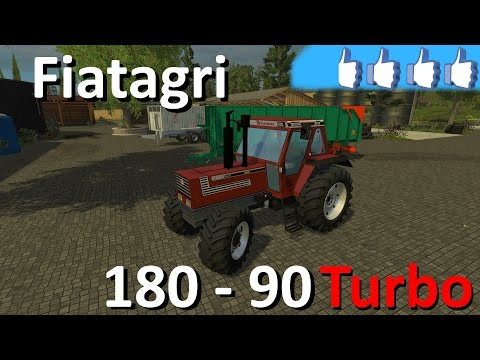 FIATAGRI 180-90 TURBO DT v1