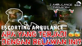Video Apa yang terjadi dengan RELAWAN ini? | Escorting Ambulance #35 MP3, 3GP, MP4, WEBM, AVI, FLV Februari 2019