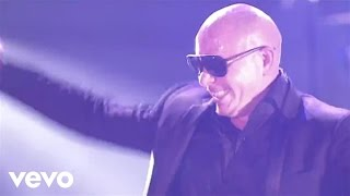 Pitbull - Hello/Party Rock/I'm In Miami Bitch (VEVO LIVE! Carnival 2012l)