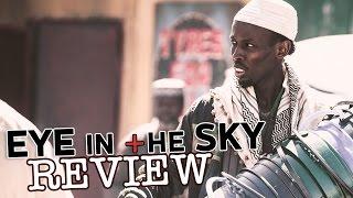 Helen Mirren, Aaron Paul, Alan Rickman in Eye in the Sky - Film Review