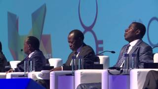 West Africa Investment Forum - Arun Panchariya