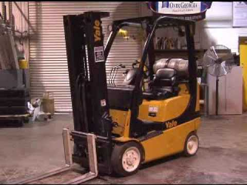 Forklift Safety Video - EDG Safety Series