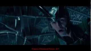 Loki (Tom Hiddleston) best scene from THOR (2011)