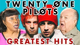 Video ELDERS READ TWENTY ONE PILOTS' HIT SONGS (React) MP3, 3GP, MP4, WEBM, AVI, FLV Desember 2018