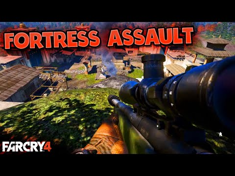 e10 - Far Cry 4 single player on PC 1080p 60fps HD HQ. So as a fan of Far Cry 3 im relay looking forward to test Far Cry 4. Very Good fixes for FC4 by Tortóon De M...