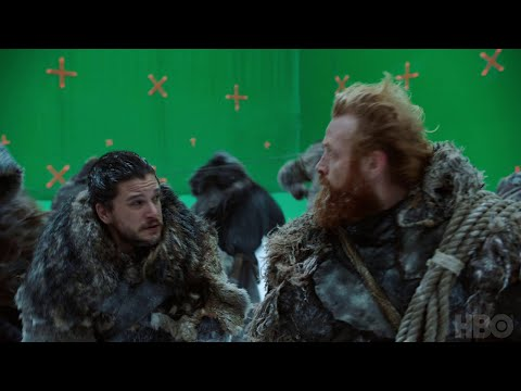 How the Frozen Lake Battle in Game of Thrones Season 7 Episode 6 Was