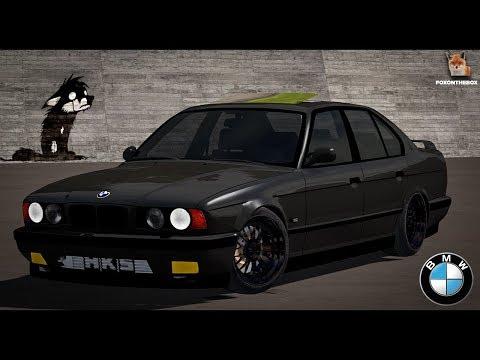 BMW M5 E34 v2.0