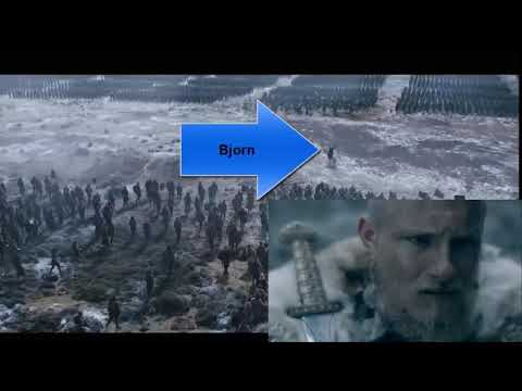 Vikings - Bjorn is still alive - But The War Is Not Over!!!