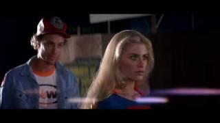 Supergirl  Trucker Fight