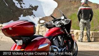 6. MotoUSA 2012 Victory Cross Country Tour video