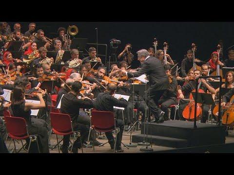 Ραβένα: Οι Ιρανοί, ο Ρικάρντο Μούτι και οι «Δρόμοι της Φιλίας» – musica