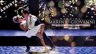 Marina e Giovanni se conheceram no norte do Brasil e foi amor à primeira vista ! O olhar apaixonado é visto durante todo o filme ! A Criativy Estúdio teve o prazer de estar presente neste momento único e deseja felicidades eterna à este lindo casal !!!