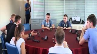 MafiaCl Kharkiv Кубок Слобожанщины 2014 Полуфинал 3 Зал 1