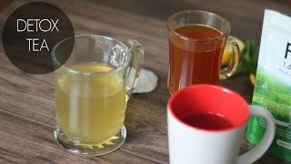 all about detox teas recipes